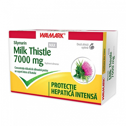 Silymarin Milk Thistle MAX 7000 mg